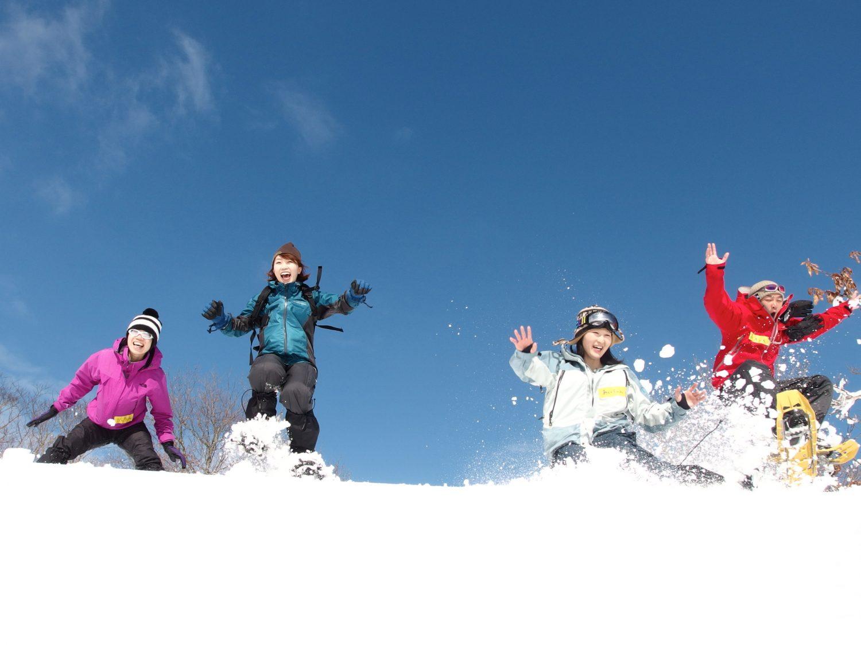 家族や仲良しグループでお手軽スノーピクニック