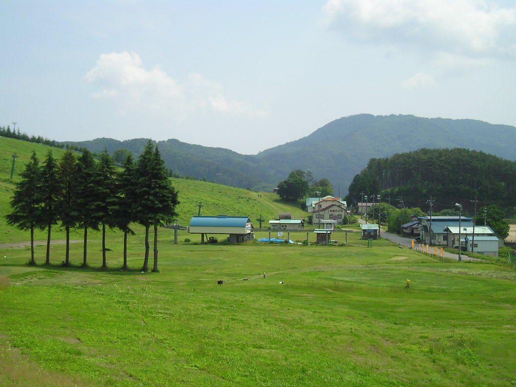 神鍋グラウンドゴルフ場