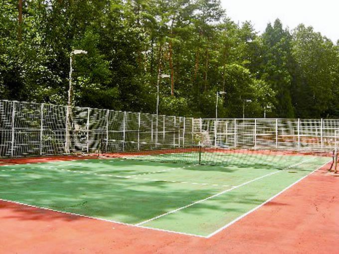 ブルーリッジテニスコート