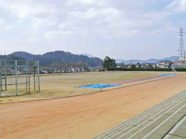 豊岡総合スポーツセンター( こうのとりスタジアム)