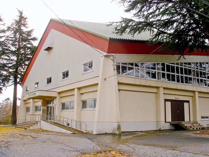 神鍋高原体育館