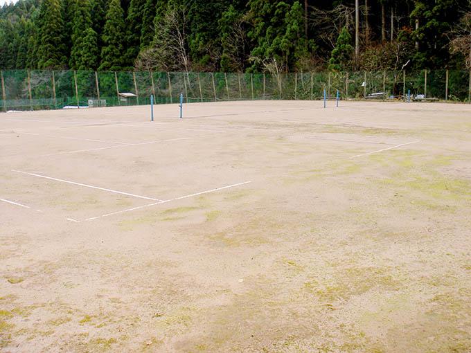 みちやテニスコート