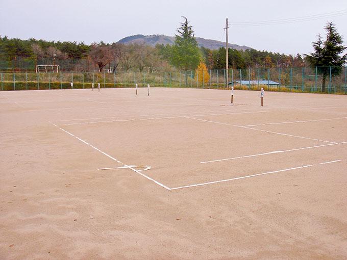 名色高原テニスコート