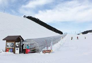 神鍋高原のスキー場